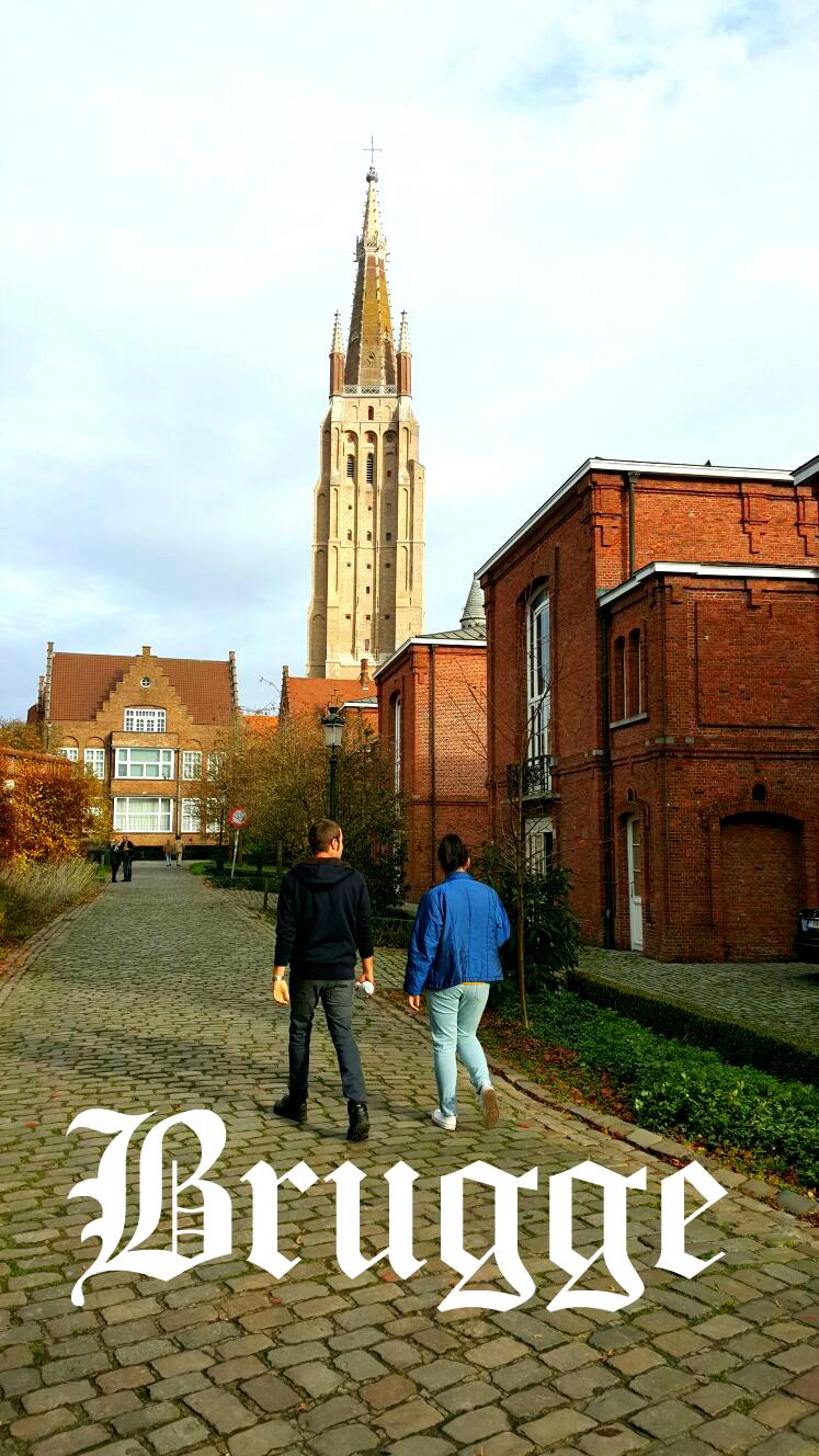 Trip report from Brugge, Belgium
