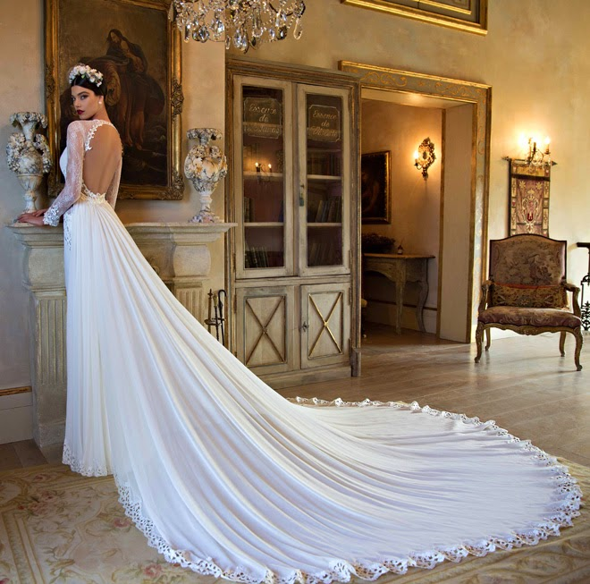 Best wedding dresses trends of 2016
